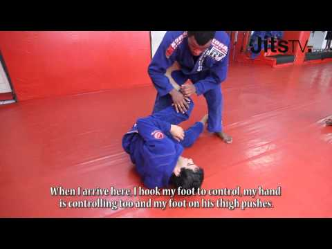 Ricardo Vieira - Half Spider-Guard Sweeps - PART 1 - Jits Magazine Image 1