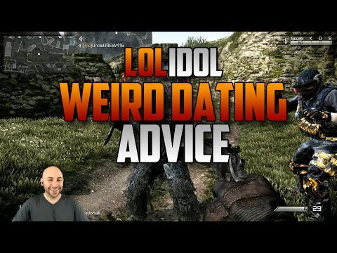 LOL Idol Dating Advice - Call of Duty Ghosts