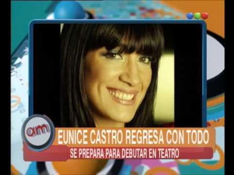 Eunice Castro regresa con todo - AM