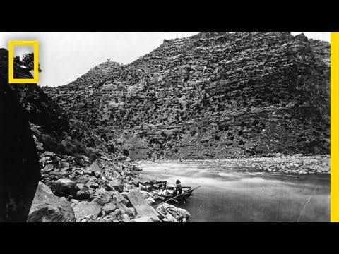 National Geographic Live! - John Wesley Powell: From the Depths of the Grand Canyon