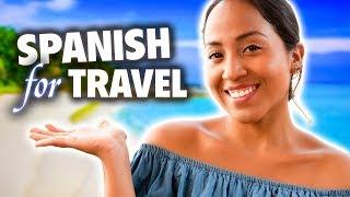 Beginner Spanish Phrases Every Traveler Needs to Know ✈️