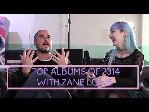 Best Albums of 2014 - With Zane Lowe | ZOE LDN