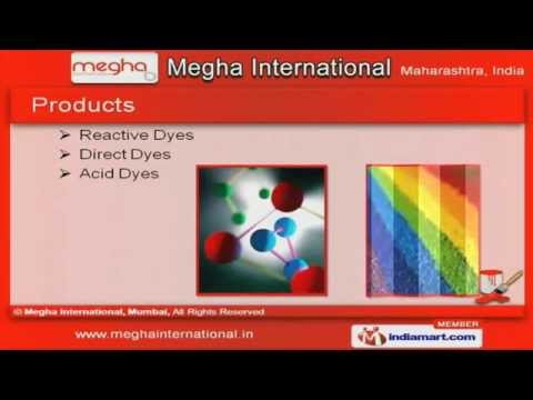 Dye/Colorants by Megha International Mumbai Mumbai