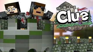 The Investigation | CLUE [S1: Ep.3 Minecraft Roleplay Adventure]