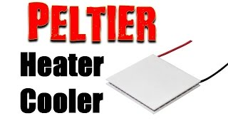 Heater & Cooler for Electronics Projects- Peltier Junction