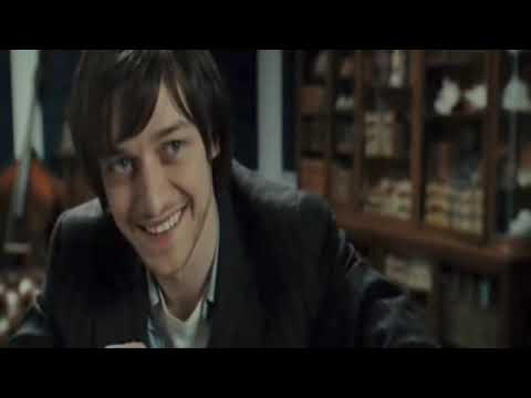 James McAvoy - The Kiss