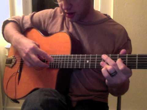 Lick 63 - Joscho Stephan - Harp Harmonics