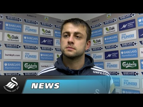 Swans TV - Fabianski on Burnley win