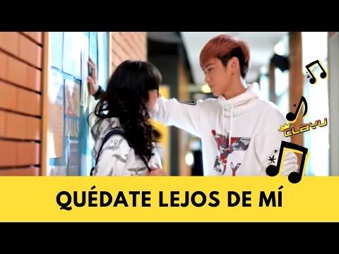 Quédate Lejos - HA ASH  y  Maluma ♥