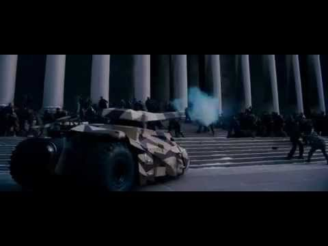 Watch The Dark Knight Rises Official Trailer 2 with Bane, Cat Woman & Ra's al Ghul
