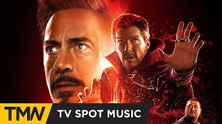 Avengers Infinity War - TV Spot Music | Hybrid Core Music + Sound - Titans Will Fall