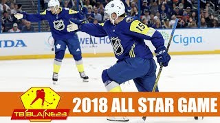 2018 NHL All Star Game Highlights