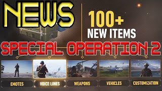 NEWS!!!    Special Operations 2 🞔 No Commentary 🞔 Ghost Recon Wildlands