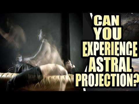 proof of astral projection