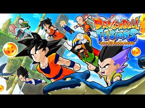 NEW DRAGON BALL Z GAME 2016! Dragon Ball Fusions Trailer