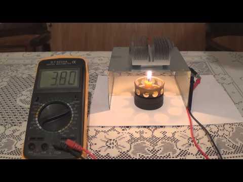 Как сделать термоэлектрогенератор своими руками 84