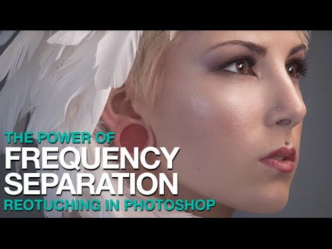 The Amazing Power of Frequency Separation Retouching in Photoshop