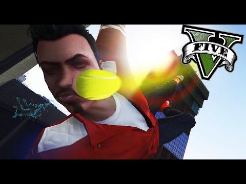 GTA V Online - MALDITO TENIS!! - NexxuzHD