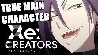 MAGANE THE MAIN CHARACTER? Re: Re: Creators - A Hard Read
