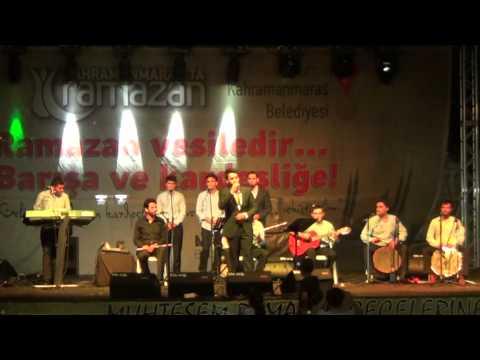 Allah Diyen Yorulurmu - Grup Visal K.Maraş Kale Konserinden - 2