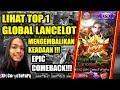 Lihat Top 1 Global Lancelot (|XÞ| CσɱεToPaPa) Kembalikan Keadaan(EPIC COMEBACK) MALAYSIA VS THAILAND