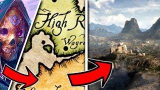 The Elder Scrolls 6 Hammerfell - New Location News!