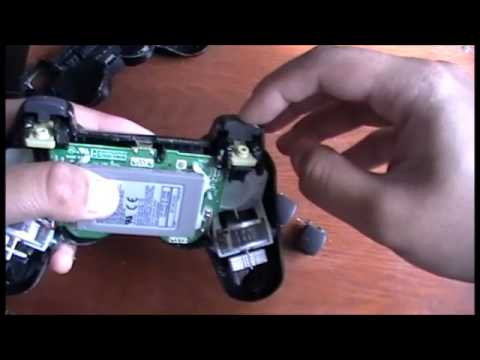 How to Put Back on a ps3 controller