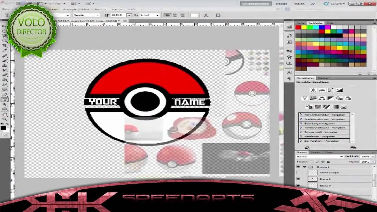 Vegas Logo Template Free Pokemon Logo Template by