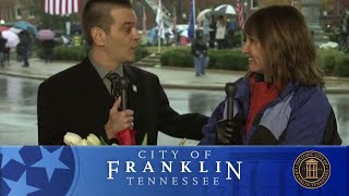 City of Franklin Veterans Day Parade 2018