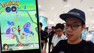 Sarang Pokemon Rare Di Jakarta   Pokemon Go Indonesia  Nyari Pokemon Rare Bareng Youtuber