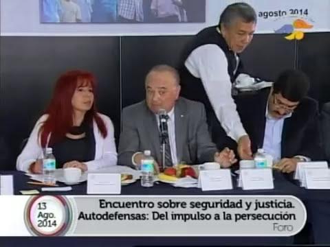 Encuentro sobre seguridad y justicia: Violación al debido proceso