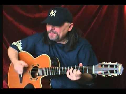 Van Halen - Jump - Igor Presnyakov - acoustic guitar