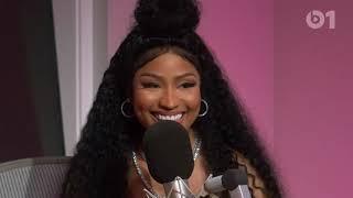 Nicki Minaj — Beats 1 [FULL INTERVIEW]
