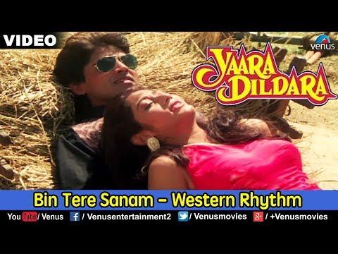 Bin Tere Sanam-western Rhythm (yaara Dildara) video