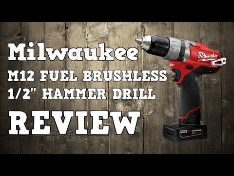 Milwaukee M12 Fuel Brushless 1/2