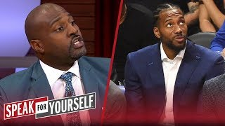 NBA's load management shows new level of 'player empowerment' — Marcellus | NBA | SPEAK FOR YOURSELF