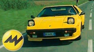 The Last Lambos - Lamborghini Jalpa | Motorvision