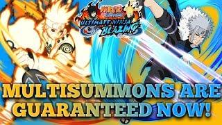 MULTISUMMONS ARE GUARANTEED!!! NINJA ALLIANCE BANNER!!! NARUTO BLAZING