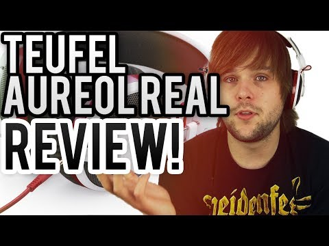 REVIEW: Teufel Aureol Real koptelefoon!