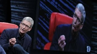 Apple CEO Tim Cook_ 'Stay Tuned' For Apple and Facebook - D10 Conference