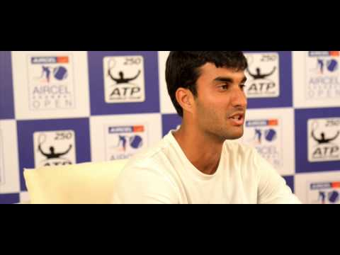 ACO 2013 Yuki Bhambri Interview