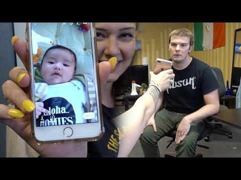 family & friends react to pregnancy!!!   doovi