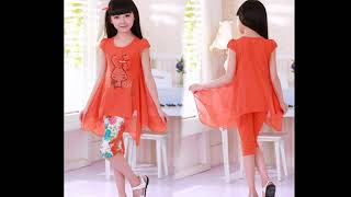 kids dresses new fashion for baby girls