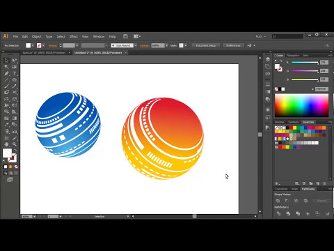 Adobe Illustrator - Tutorial 16 - Lumi