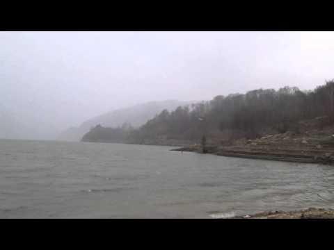 siriu lake buzau-blizzard