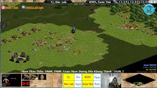 AoE 22 Random Tý, Đức Anh vs Hoàng Mai Nhi, Xuân Thứ ngày 27-11-2017