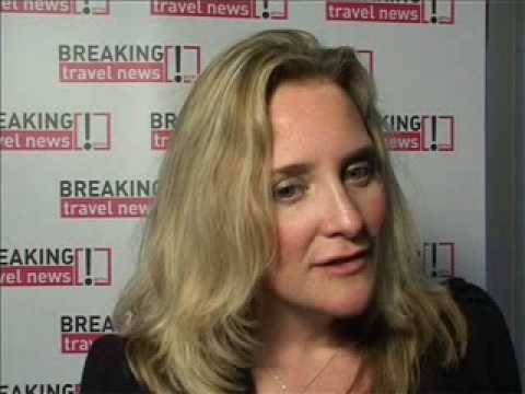 Mariette du Toit-Helmbold, Chief Executive Officer, Cape Town Tourism @ WTM 2008