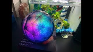 Color Ball Bluetooth Speaker Unboxing and Review | VersionTECH