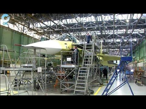 На заводе им.Чкалова будут выпускать новую версию Су-34
