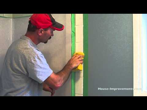 How To Grout Wall Tiles
